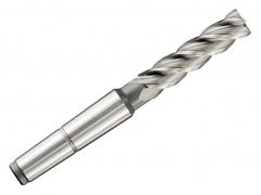 Фреза кінцева по металу к/х 18х148 мм z=4 HSSE8 КМ2 Tivoly