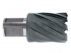 Корончатое сверло (коронка) по металлу 16 мм HSS TiAlN Tivoly