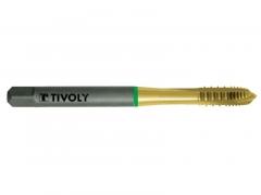 Метчик М3 HSS-PM TIN Tivoly