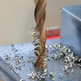 Сверло по металлу 2.5 мм HSS-Co Ruko