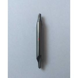 Сверло центровочное твердосплавное 1.6 мм ВК8