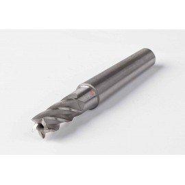 Фреза концевая коническая по металлу 22 мм z=6 Р6М5